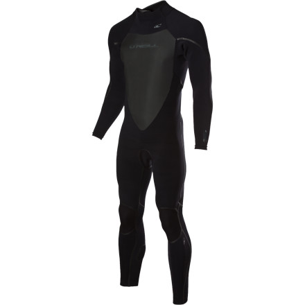 Surf Just because the leaves are changing doesn't mean it's time to tuck your quiver back into the garage. Just break out the O'Neill Men's Heat 3Q Zip 3/2 FSW Wetsuit and you're good to go for another month or two. - $242.96