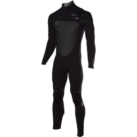 Surf The O'Neill Psycho RG8 3/2 F.U.Z.E. wetsuit combines top-shelf tech with eco-friendly construction, so both your body and your conscience feel all warm and fuzzy. - $337.46
