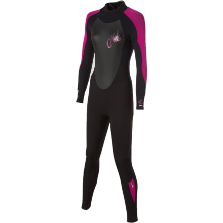 Surf Too many bells and whistles can turn a basic suit into an expensive nightmare, but the O'Neil Women's Epic 3/2 Wetsuit keeps it simple and warm without robbing your piggy bank. Ideal for mild conditions when the water has a slight chill, the Epic uses an insulating chest and back panel to lend extra heat. Clever zipper construction, secure seals, and some features borrowed from the more expensive Psycho Series suits complete this versatile Epic. - $130.46