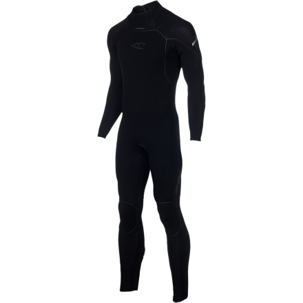 Surf It doesn't matter how cold the water is, when conditions are on, you're heading for the waves. Keep yourself from getting hypothermia with the O'Neill Psychofreak 3.5/2.5 Wetsuit. State-of-the-art Technobutter neoprene in the chest, back, and lower core panels holds more air and absorbs less water, resulting in a much lighter suit that doesn't sacrifice any warmth. Oh, and its extra-stretchy, too, for ultimate comfort. - $494.96