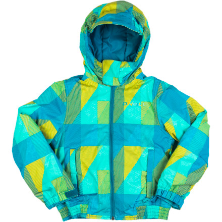 Snowboard Like any rare gem, the O'Neill Little Girls' Opal Jacket is not only worthy of admiration, but is also strong to stand up to time and the elements. - $34.98