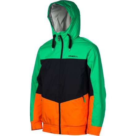 Snowboard Show up to the jump line in style with the O'Neill Royalty Insulated Jacket. The Bomber fit is extra long for a steezy look and added coverage for when you fall on your ass. - $139.96