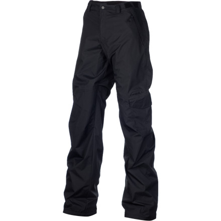 Snowboard You'll appreciate the O'Neill Boys' Volta Pant's water-resistant breathable fabric as it keeps you warm and dry all day in the terrain park. The Volta is also packing a lot of features that you won't find in pants from other companies for twice as much. - $34.98