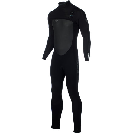 Surf Within a few moments, you find yourself suited and zipping up the chest closure system on the O'Neill Men's Superfreak 3/2 F.U.Z.E. Full Wetsuit. Thanks to its patented F.U.Z.E. front-closure system, the Superfreak offers next-level dryness, better mobility, and easier on-and-off. Ultra-minimal seams and lightweight SuperStretch fabric ensure comfort and flexibility, and an all-new integrated secure key pocket means no more calling the auto dealer after your car key ends up on the ocean floor. - $194.95