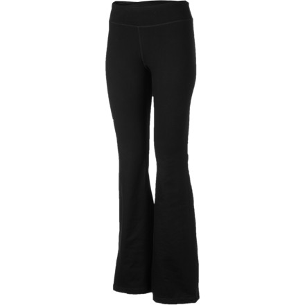 Fitness Slip on the O'Neill Women's Steady Pant, grab your water bottle and yoga mat, and get ready for an intense yoga session in sauna-like temperatures. Made with 3XDRY technology, the Steady keeps you sweat-mark free so you don't have to deal with any embarrassing sweat stains. - $75.56