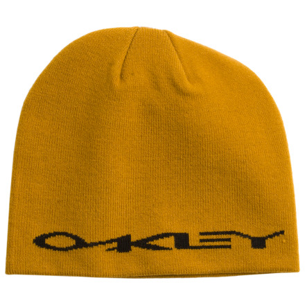 Entertainment The Oakley Clean Stretch Beanie... Warm Yup. Low-key Yup. Comfortable Yup. Need we say more - $9.00