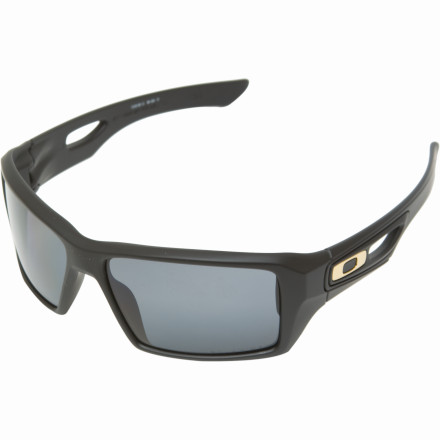 Entertainment The Shaun White Signature Series Eyepatch 2 Sunglasses capture the style and class of a gold-medal-winning athlete. Gold-toned Oakley icons show the world that you're an aspiring athlete yourself, and a print of Shaun's signature on the ear stem should be enough to keep you motivated. - $180.00