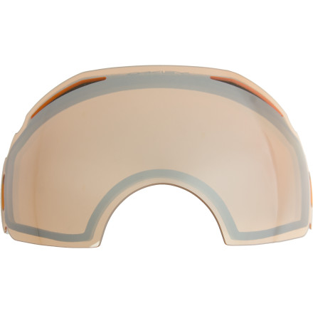 Ski The Oakley Airbrake Replacement Lenses replace the lenses on your (wait for it) Oakley Airbrake Goggles! We bet you didn't see that coming. Are we masters of suspense, or what - $45.00