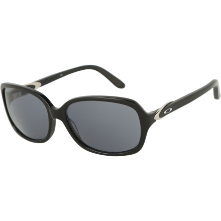 Entertainment You owe it to your eyes, and to yourself, to grace your face with the Oakley Women's Obligation Sunglasses. These elegant, restrained shades repay you in spades with a timeless look and timely eye protection. - $110.50