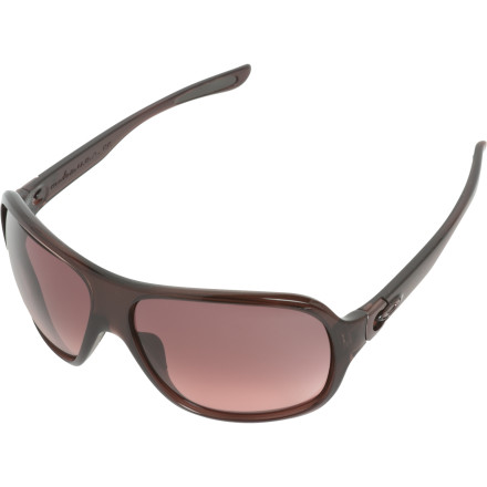 Entertainment Don't sacrifice fit and visual clarity to look good. The Oakley Underspin Sunglasses combine feminine retro styling and next-level Oakley performance. - $98.00