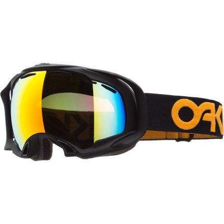 Ski Just because the spring sun bakes the snow doesn't mean you switch to golf. The breathable Oakley Factory Pilot Splice Goggle protects your eyes and enhances your vision, which lets you ski until all of the mountains' snow melts away in June. Top vents guard against fogging, a patented O-Flow Arch welcomes fresh air inside to keep you cool as the sun softens the park snow into perfection, and the slimmer frame design boosts visibility while you look down at landings. - $90.00