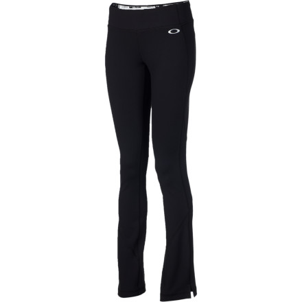 Fitness The Oakley Women's Runner Pant has a lot going for it these days, thanks to its flattering, athletic, and comfortable fit, its long, lean look, and its O-Form fabric. - $44.40