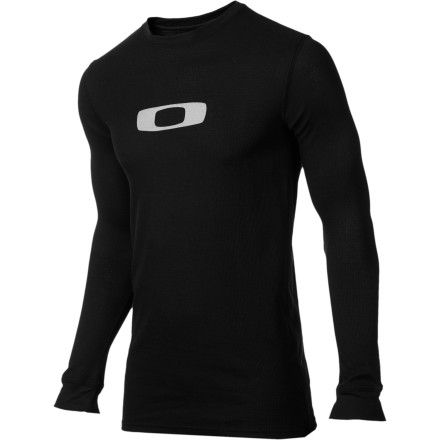 Oakley Square Me T-Shirt - Long-Sleeve - Men's - $24.50