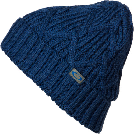 Oakley Cable Knit Beanie - Women's - $19.50