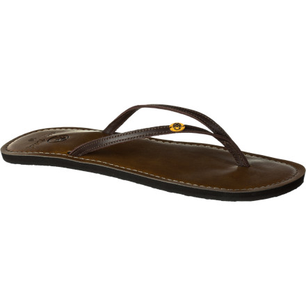 Surf Look good with the simple-yet-stylish Ocean Minded Oumi Women's Sandal, and feel good knowing that by choosing it you lessened your impact on our planet. - $16.47