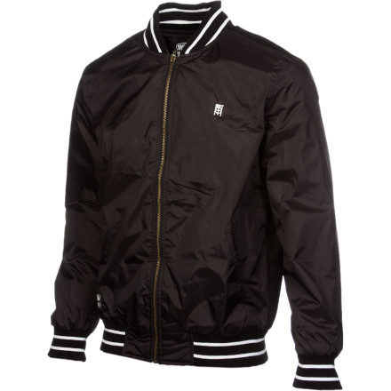 You may not have liked your little league coach, but looking back, if there was one thing you admired about him it was his style.  Mimic the old skipper's steeze with the Omit Dugout Men's Jacket. - $63.67