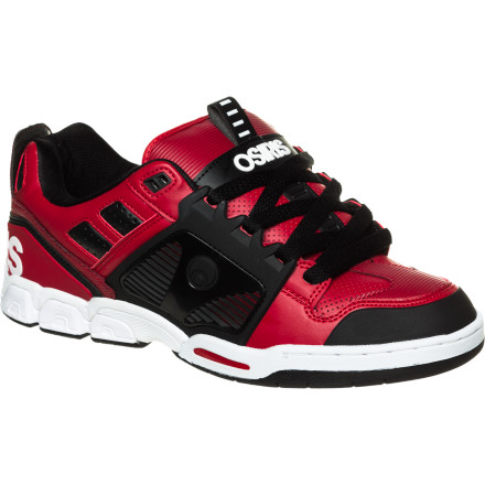 Skateboard If you long for the days of polyester jerseys and baggy zip-off cargo pants, the Osiris G3L Skate Shoe will scratch your throwback itch. - $49.47
