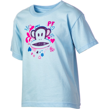 Whether they serve as blueprints for a larger design or are just a means to display an idea that cannot be told, sketches are heavily inspiring as lighthearted as they may seem. Illustrate your creativity with the Paul Frank Sketch T-Shirt. - $7.48