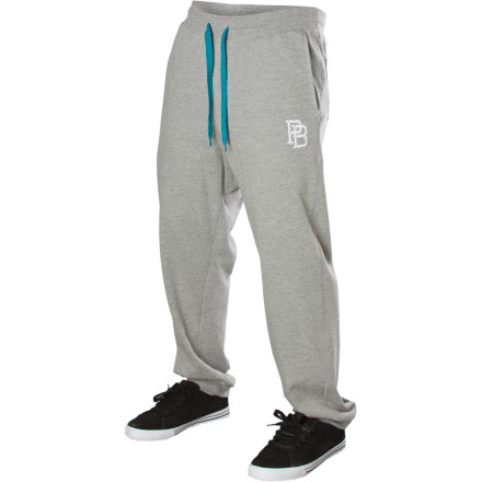 Skateboard The Plan B Contender Pantbecause sometimes you just need to lounge around the house in comfort while you try to piece together what the hell happened last night. - $49.45