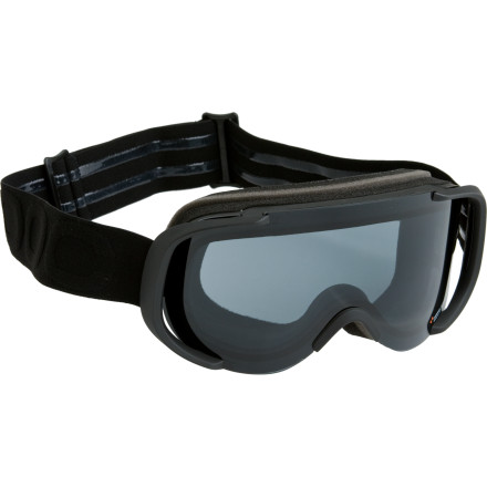 Ski For a goggle that stands out in appearance and performance, get the POC Cornea Goggle. The patent-pending design attaches the lens to the outside of the frame so the wearer can see more and easily exchange lenses (sold separately) as the light changes throughout the day. The dual cylindrical lenses include a tough outer polycarbonate lens and an anti-fog cellulose propionate inner lens. The cylindrical lens design gives an undistorted view of the mountain to skiers and riders who need to see every lip and bump on their way down the steeps. - $89.97