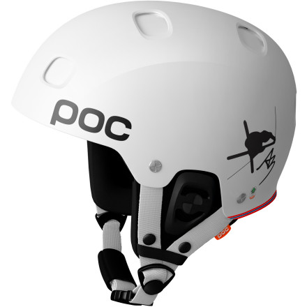 Skateboard POC altered their popular four season Receptor helmet to create the snow-specific POC Receptor BUG Helmet which offers adjustable venting, bombproof protection and style to boot. Merged hard-shell and in-mold construction creates a unique double-shell design with superior ventilation and the ability to protect your head against impact or penetration from sharp objects. Removable ear pads keep your ears warm on frigid days whether you take the Bug for a hike in the backcountry, or for a few laps in the park. - $77.97
