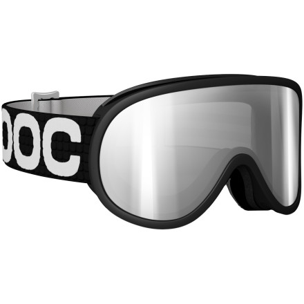 Ski Pop the Poc Retina Goggle over your peepers and hit the hill. These sleek and straightforward goggles keep your vision clear and style clean. - $87.47