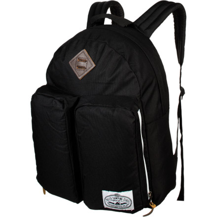 Entertainment Remember when backpacks didn't have to look like engineering projects So does Poler. The Poler Day Pack features a simple, stripped-down construction perfect for overnight trips, day hikes, and everyday commuting. - $31.47