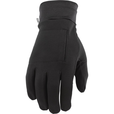 The POW Torch Glove Liner can be worn alone on nippy days to just take some of the bite off or worn under a shell or winter glove when it starts to get really chilly. When the temperature dips into the HOLY SH!RT!! range, slide a handwarmer into the Torch's hand warmer pocket, slide the whole deal into a warm glove, and stay out long after your buddies had to bail. - $10.77