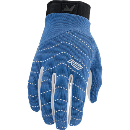 Let them breathe, let them grab, let them drag, and let them high-five, but most importantly, protect your hands with the Pow Brightwood Glove. - $13.72