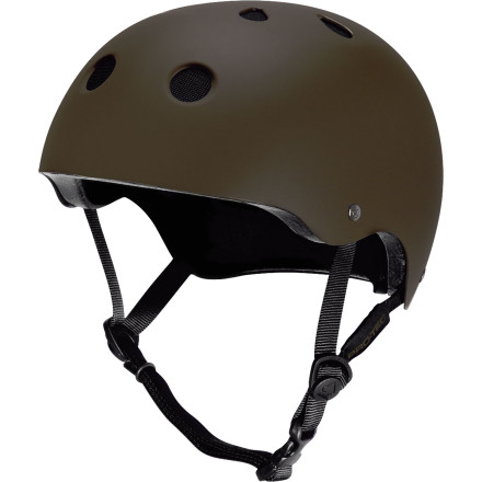 Snowboard For real weight-weenies, Pro-tec offers up this stripped-down version of its Classic Helmet. The Classic Lite doesn't have a goggle clip or ear pads, but it has all the protection of the original Classic. - $41.21