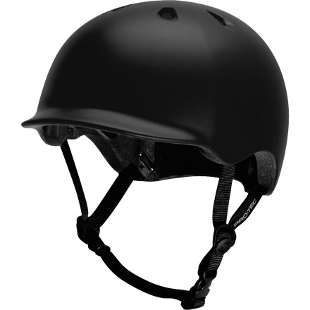 Skateboard You recognize there's no need for a different helmet for every sport. Protect that big brain of yours and ride, skate, and bike with the Pro-tec Riot Lite Helmet. (Good things come in threes.) - $59.47