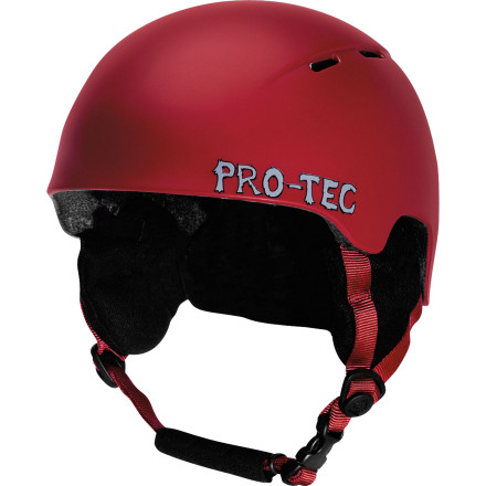 Skateboard Safety never goes out of style, which is good news, because the Pro-tec Vigilante Junior Helmet will last three times longer than most helmets. The helmet's fit system has a three-size adjustable range, so your young shredmonster won't have to go bare-headed after one of those overnight growth spurts. - $55.97
