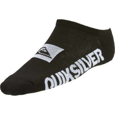 BMX Don't tell our boss we're doing this for you, but if you buy one Quiksilver Focal Ankle Sock, we'll throw in a second sock TOTALLY FREE! How's that for a deal! - $6.00