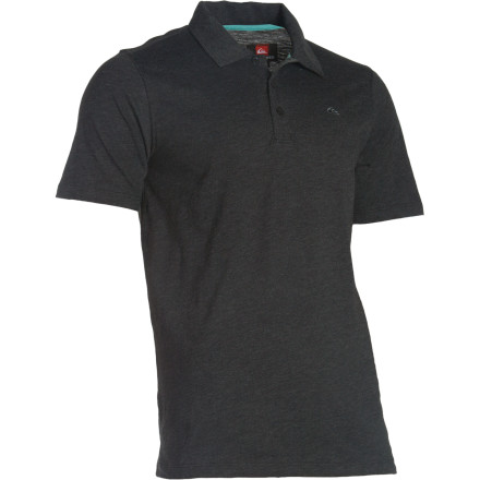Surf Your name doesn't have to be Grant for you to look good in this Quiksilver polo shirt. But if your name IS Grant, you can tell everybody you have your own signature-model shirt. You'd be lying, but we won't tell. - $27.65