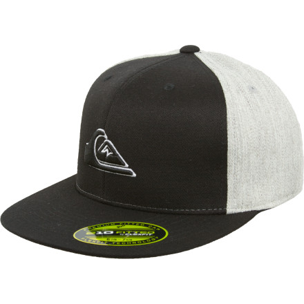 Surf If you're the kind of guy who makes a lot of sarcastic, dismissive comments, the Quiksilver Yeah Yeah Hat was designed just for you. It even looks good after you made a wise-ass remark to the wrong guy and he leveled you. - $18.20