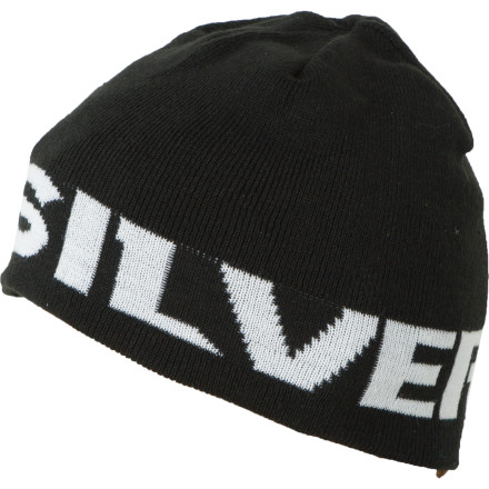 Surf Slide the Quiksilver Hot Dog Beanie into a bun and take a big bite. Sure, it's made of acrylic and it won't taste good, but unlike regular hot dogs, at least you actually know what it's made of. - $13.20