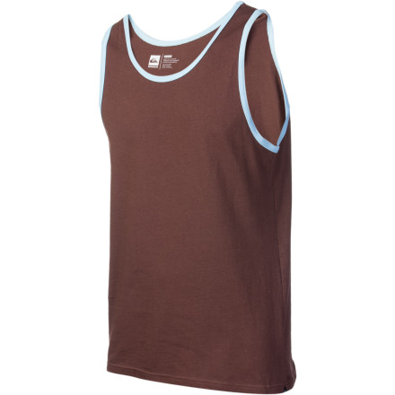 Surf This blank Quiksilver tank is so Choice. If you have the means, we highly recommend it. - $10.20