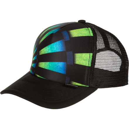 Surf Quiksilver Boards Trucker Hat - Men's - $9.00