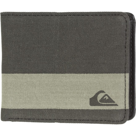Entertainment Quiksilver Landmark Bi-Fold Wallet - $18.70