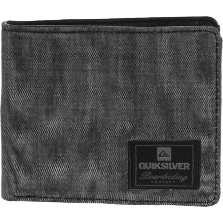Entertainment Quiksilver Novelty Bi-Fold Wallet - $12.10