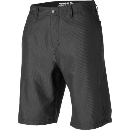 Surf The Neolithic saw the phasing out of stone and the rise of metal. They probably didn't have cool hybrid shorts like the Quiksilver Neolithic Short, but they'd be stoked to know their descendants named it after them. - $40.60