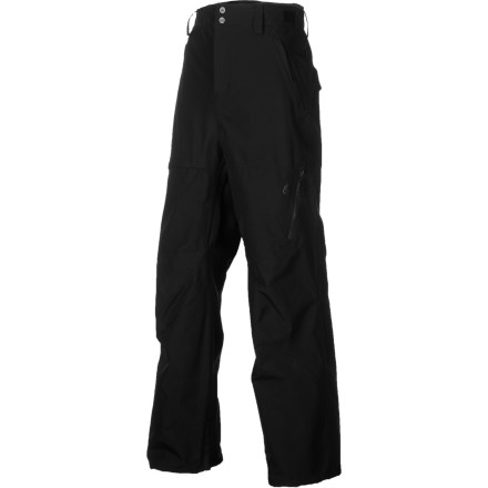 Snowboard Go high-performance this winter with the Travis Rice Shadow Gore-Tex Pant. Guaranteed waterproof and breathable, the Shadow will keep you dry and comfortable whether you're ripping lines in-bounds during a huge storm or getting deep into the backcountry to shred the never-before-skied. - $131.25