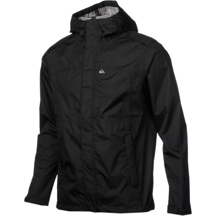 Camp and Hike The Quiksilver Moon Pack Jacket has a casual, stylish cut and technical attributes that make it perfect for spring hiking or mid-winter layering. - $55.00