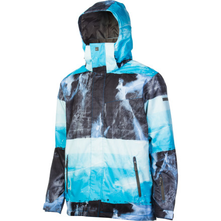 Snowboard Stay warm all winter in the Quiksilver Next Mission Insulated Jacket. The Next Mission packs a waterproof breathable shell and Thinsulate insulation, all for less than the price of a fast food lunch (for a pride of lions), so stay warm and stylish as you throw big airs with no remorse. - $64.00
