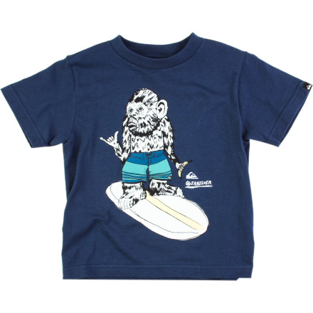 Surf Quiksilver Simple Things T-Shirt - Short-Sleeve - Little Boys' - $9.60