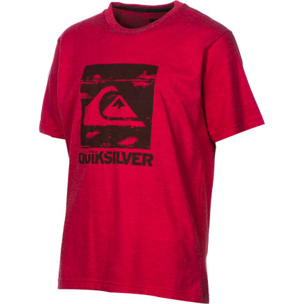 Surf Quiksilver Water T-Shirt - Short-Sleeve - Boys' - $14.40