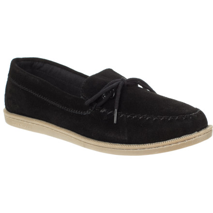 Surf The Quiksilver Seapoint Shoes are ideal for lounging like a boss, executive, or managerial figure. Also acceptable for maxin' and/or relaxin'. - $24.00