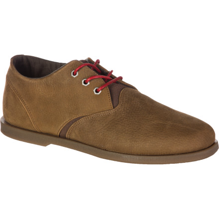 Surf Whether you're getting hitched, you're attending a buddy's hitching, or you just want to impress the fam, lace up the Quiksilver Men's Emerson Shoes and play your best well-groomed card. - $45.00