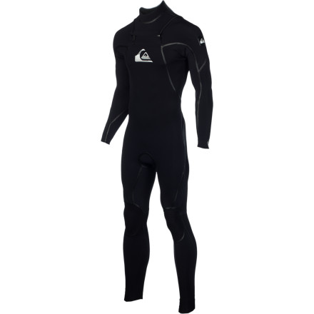 Surf Move better and stay in the water longer in the Quiksilver Ignite 3/2 Men's Full Wetsuit. Fiber-Lite neoprene is stretchier to allow more freedom of movement when paddling or carving, and neck, wrist, and ankle seals along with Liquid Flex Seal treated seams minimize flushing so you stay warmer when you're waiting in the lineup. - $191.96