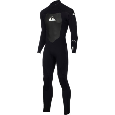 Surf Keep your checkbook balanced without skimping on quality with the Quiksilver Synchro Series 3/2 Men's Wetsuit. It has a Vaporstretch chest panel to insulate your core so you can stay in the water for longer, and the Hyperstretch 3.0 neoprene is way more flexible than standard neoprene so you aren't forced to choose between staying warm and being able to move. - $115.96